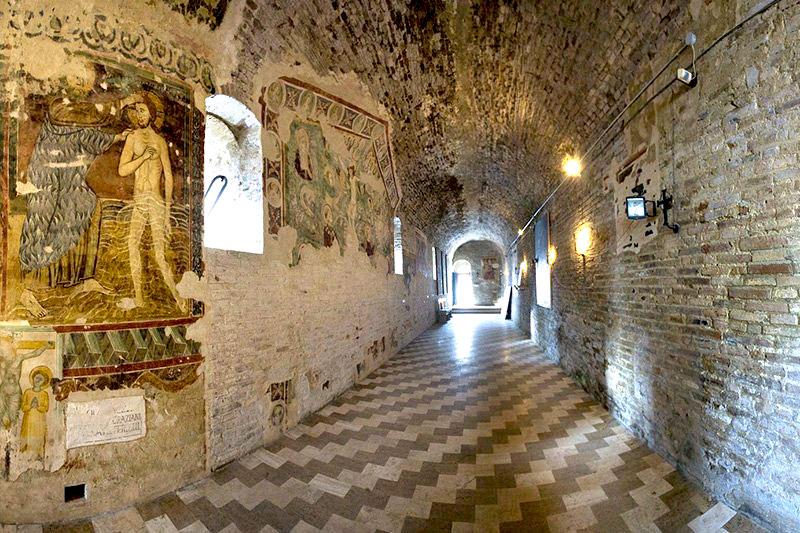 cripta montegranaro