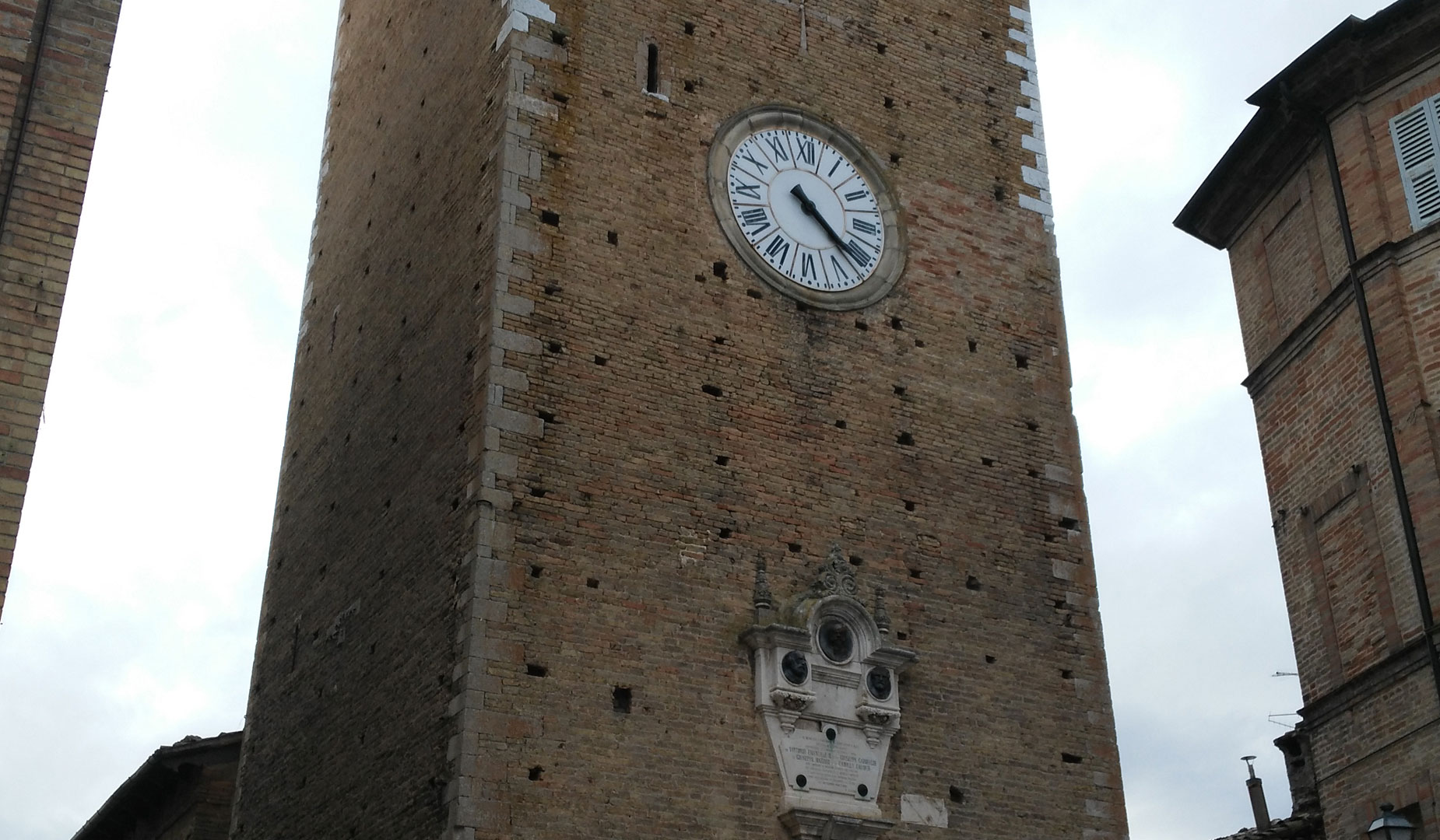 sant'elpidio a mare torre dell'orologio