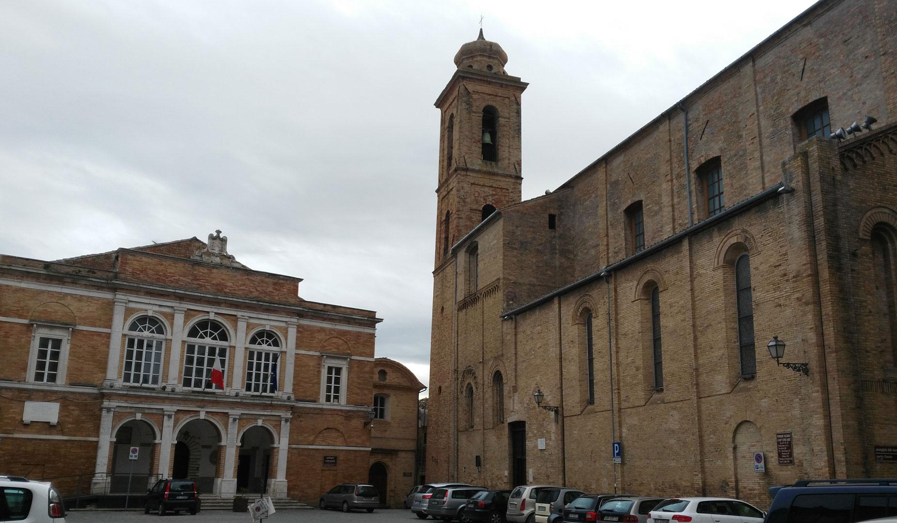 sant'elpidio a mare piazza
