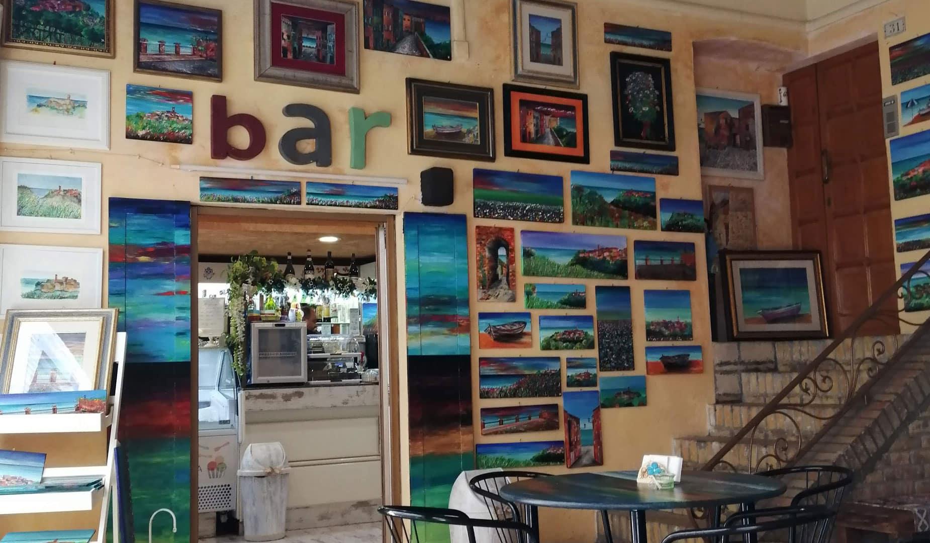 arte e bar torre di palme