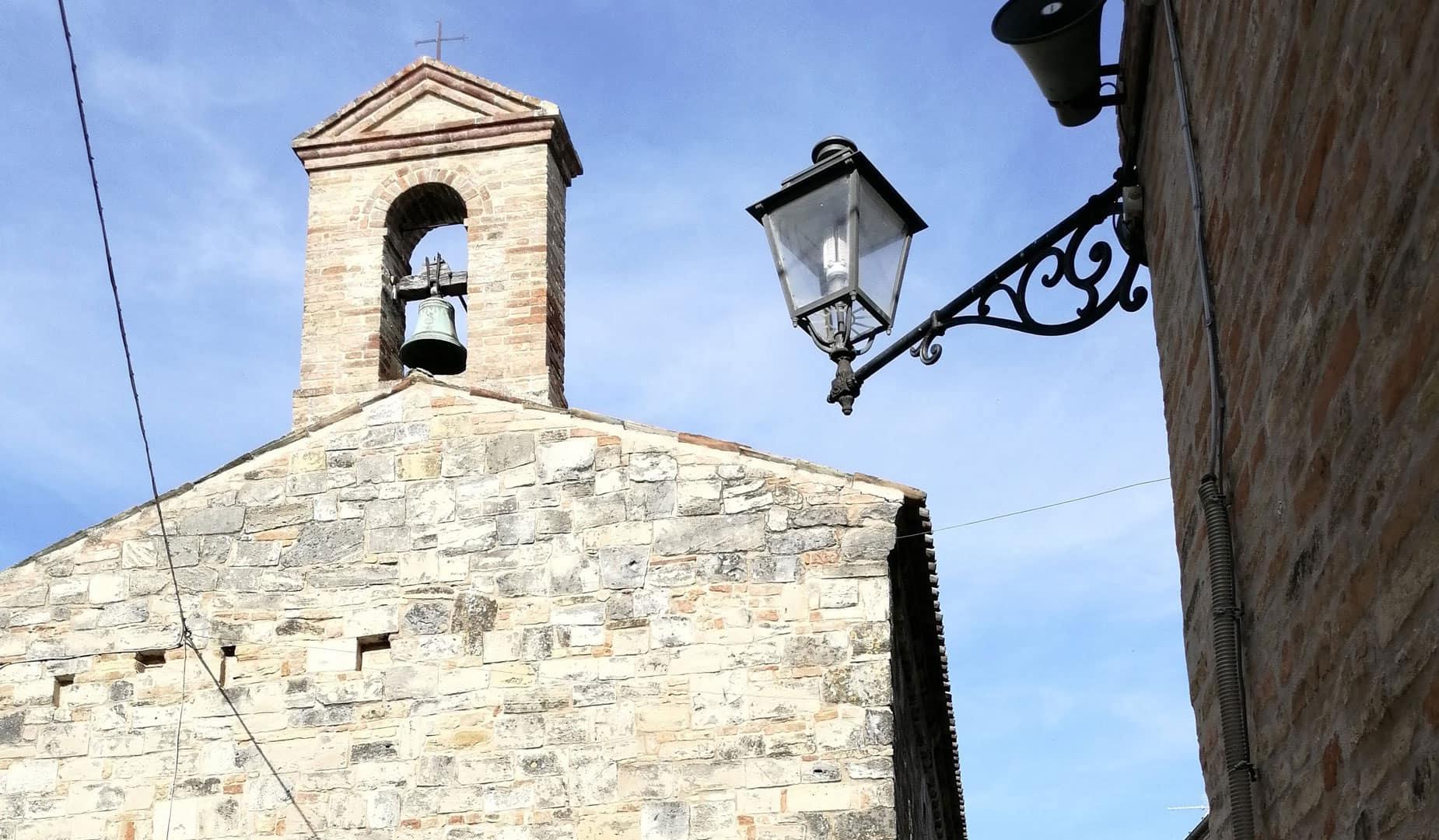 torre di palme campanile
